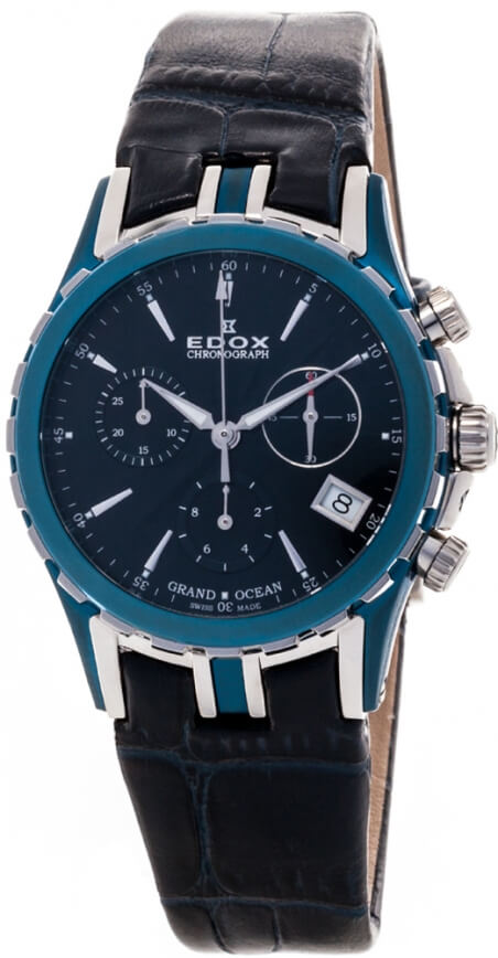 Часы Edox 10410 357B BUIN