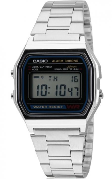 Часы Casio A-158WA-1U
