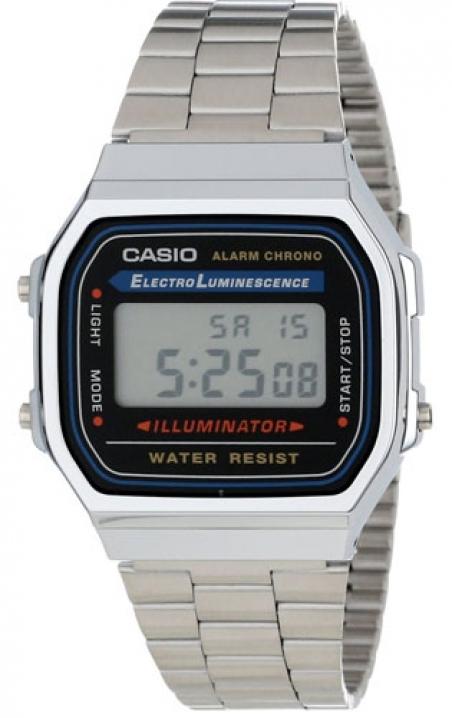 Часы Casio A-168WA-1U