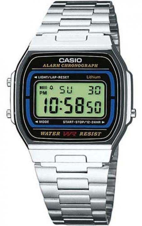 Часы Casio A164WA-1QYEF
