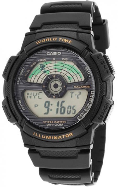Часы Casio AE-1100W-1BVEF