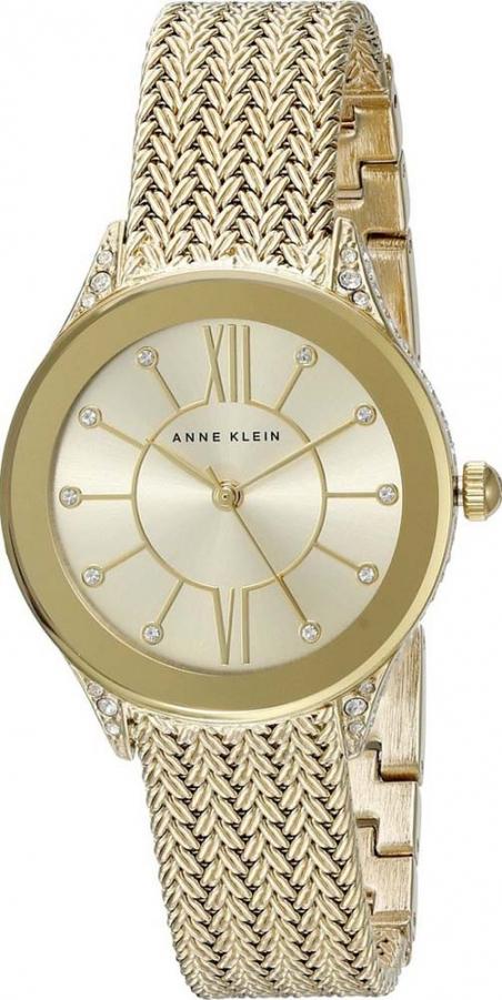 Часы Anne Klein AK/2208CHGB