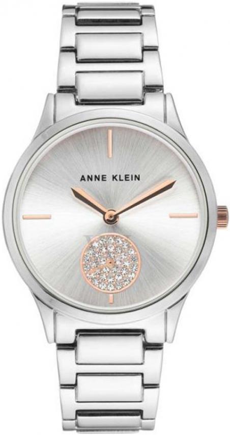 Часы Anne Klein AK/3417SVRT