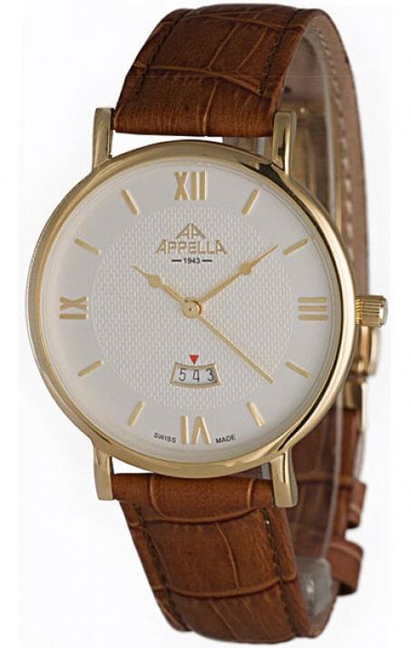 Часы Appella AP.4405.01.0.1.01
