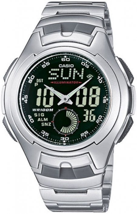 Часы Casio AQ-160WD-1BVEF