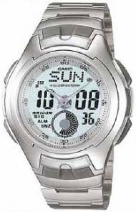 Часы Casio AQ-160WD-7BEF
