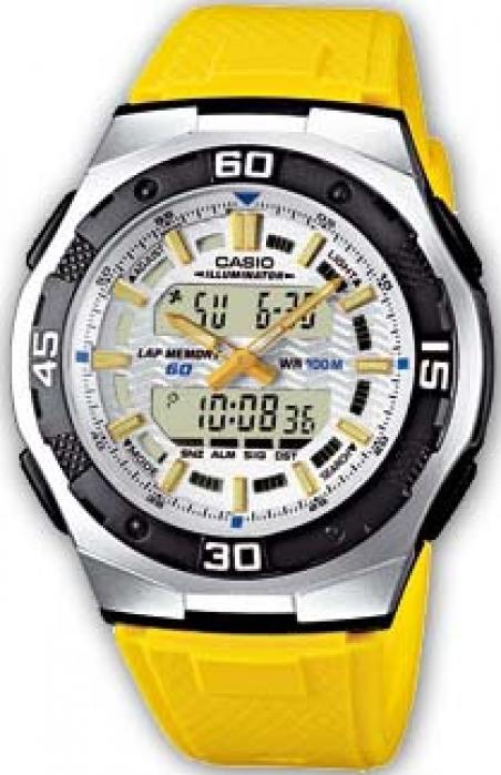 Часы Casio AQ-164W-9AVEF