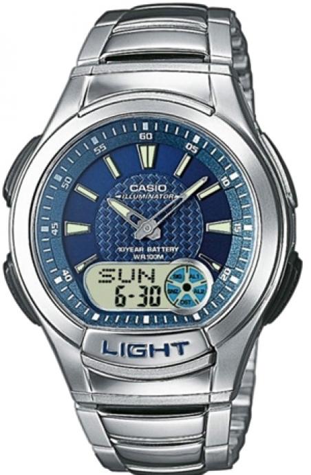 Часы Casio AQ-180WD-2AVEF