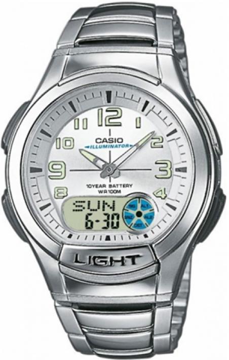 Часы Casio AQ-180WD-7BVEF