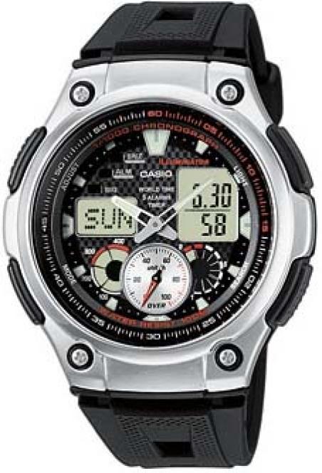 Часы Casio AQ-190W-1AVEF