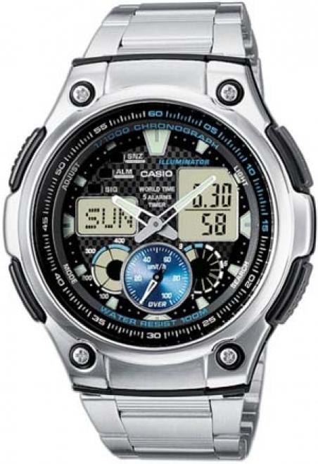 Часы Casio AQ-190WD-1AVEF