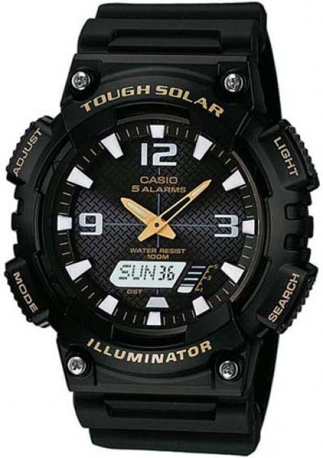 Часы Casio AQ-S810W-1BVEF