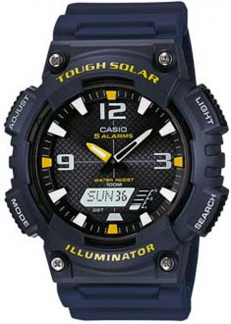 Часы Casio AQ-S810W-2AVEF