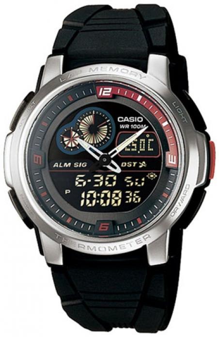 Часы Casio AQF-102W-1BVDF