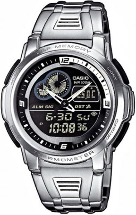 Часы Casio AQF-102WD-1BVEF
