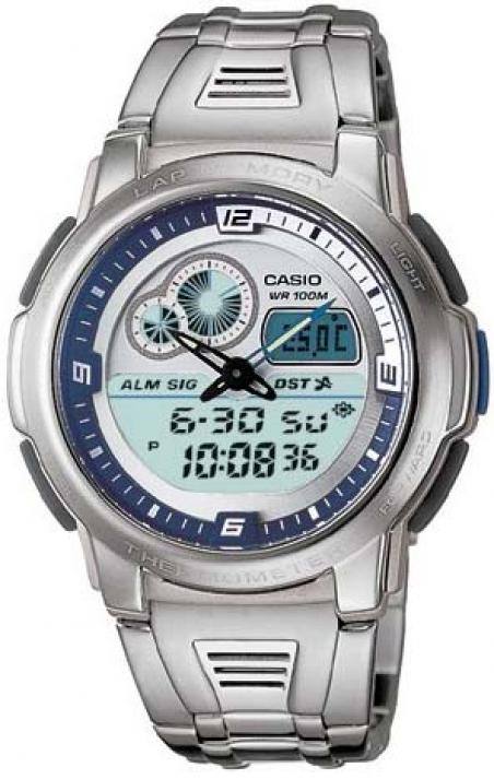 Часы Casio AQF-102WD-2BVEF