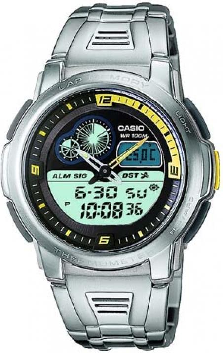 Часы Casio AQF-102WD-9BVEF
