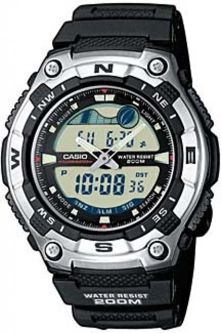 Часы Casio AQW-100-1AVEF