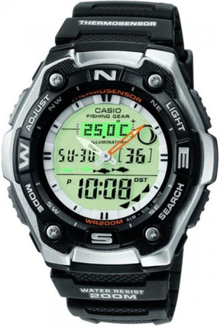 Часы Casio AQW-101-1AVER