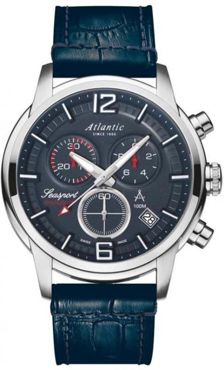 Часы Atlantic 87461.41.55