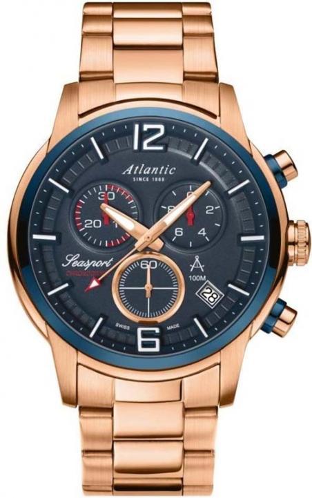 Часы Atlantic 87466.44.55
