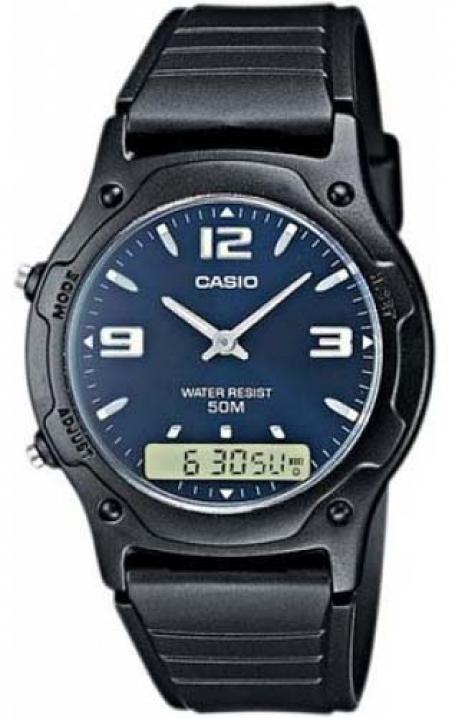 Часы Casio AW-49HE-2AVEF