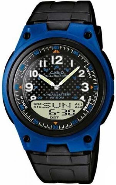 Часы Casio AW-80-2BVEF