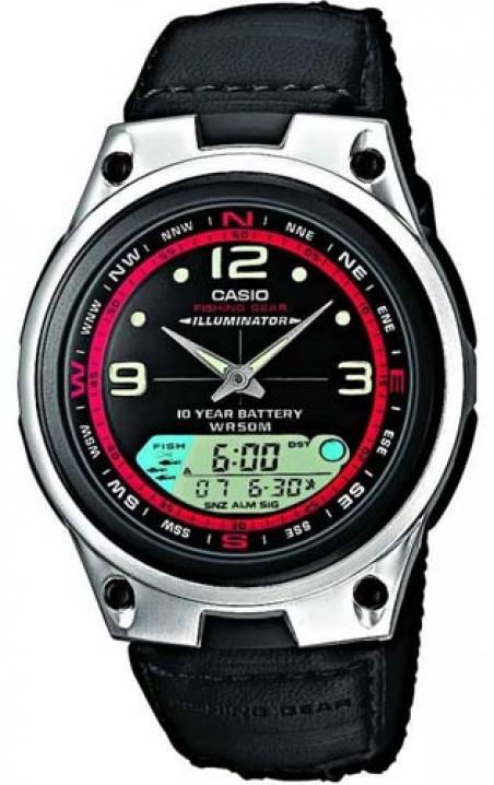 Часы Casio AW-82B-1AVEF
