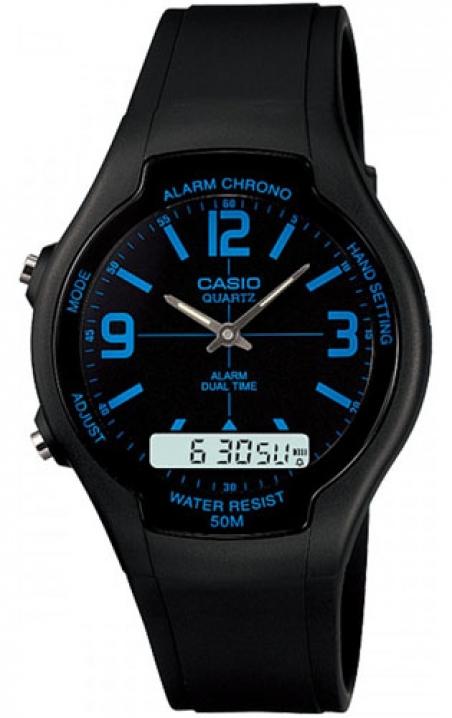 Часы Casio AW-90H-2BVDF
