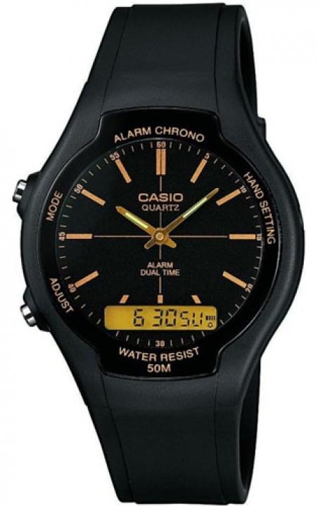 Часы Casio AW-90H-9EVEF