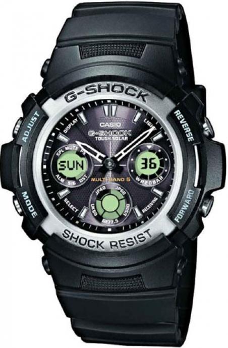 Часы Casio AWG-100-1AER