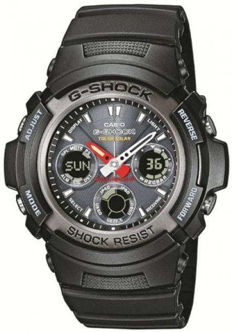Часы Casio AWG-101-1AER