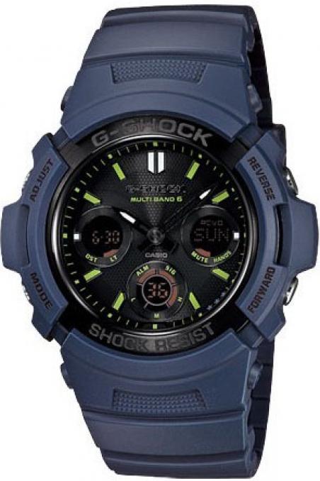 Часы Casio AWG-M100NV-2AER