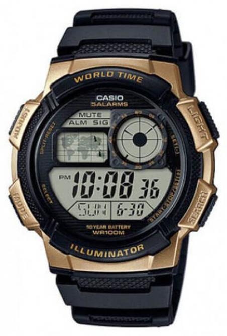 Часы Casio AE-1000W-1A3VDF