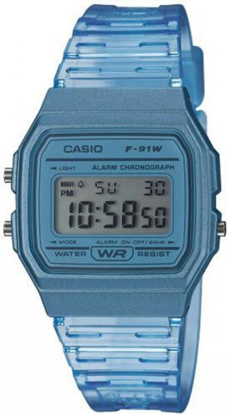 Часы Casio F-91WS-2EF