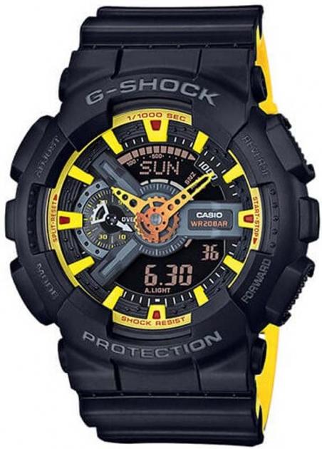 Часы Casio GA-110BY-1AER