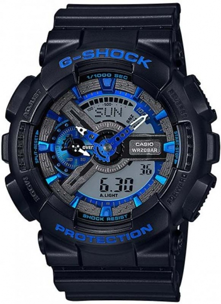 Часы Casio GA-110CB-1AER