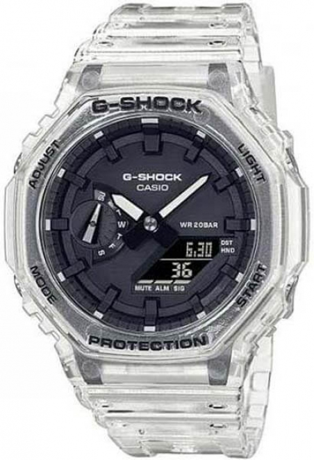 Часы Casio GA-2100SKE-7AER
