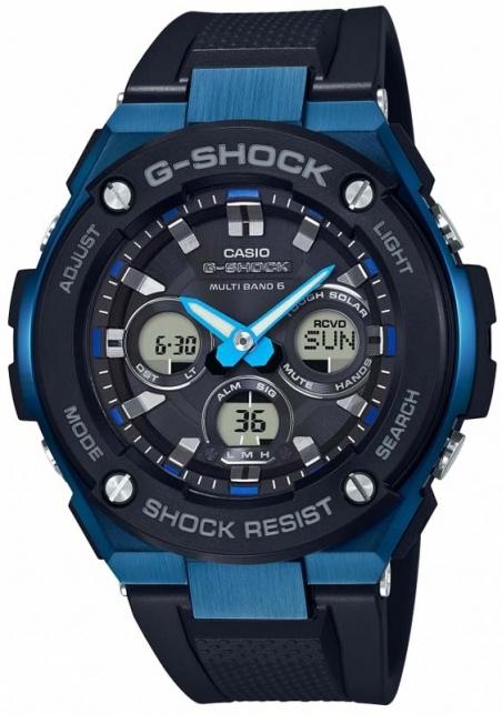 Часы Casio GST-W300G-1A2ER