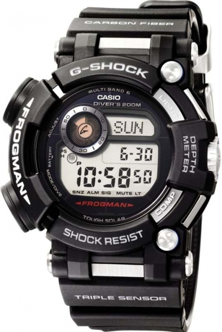 Часы Casio GWF-D1000-1ER