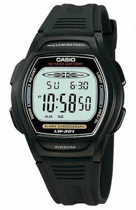 Часы Casio LW-201-1AVEF