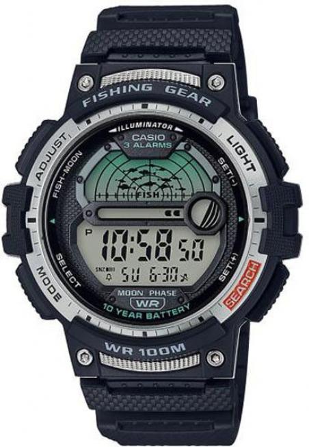 Часы Casio WS-1200H-1AVEF