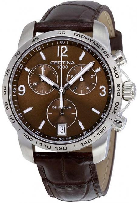 Часы Certina C001.417.16.297.00