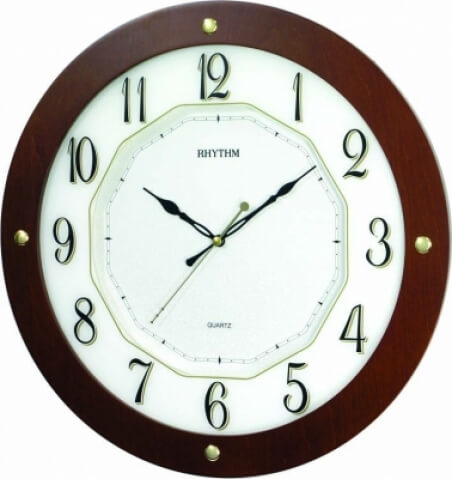Часы настенные Rhythm CMG977NR06