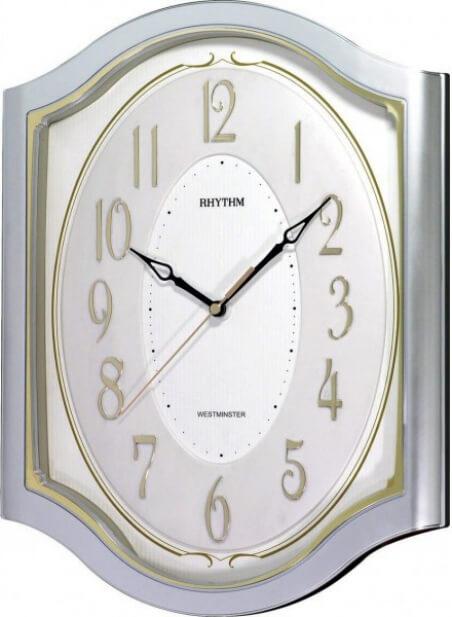 Часы настенные Rhythm CMH735BR19