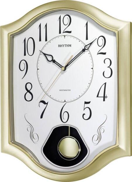 Часы настенные Rhythm CMJ494BR18