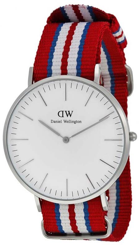 более чем сколько стоят часы daniel wellington популярны