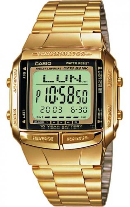 Часы Casio DB-360GN-9AEF