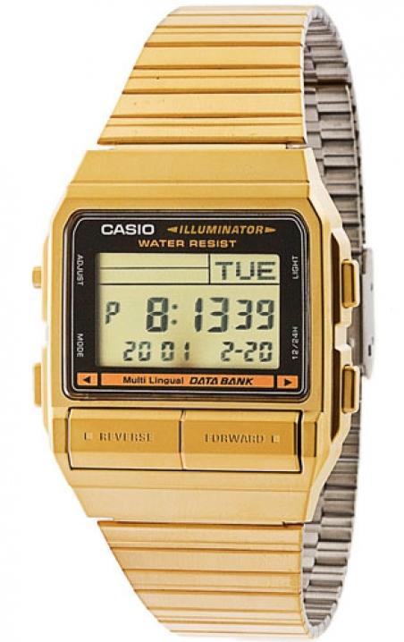 Часы Casio DB-380G-1DF