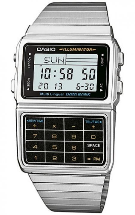Часы Casio DBC-32D-1AES